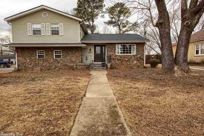 Dover Single Family Home For Sale: 9607 Ar 7