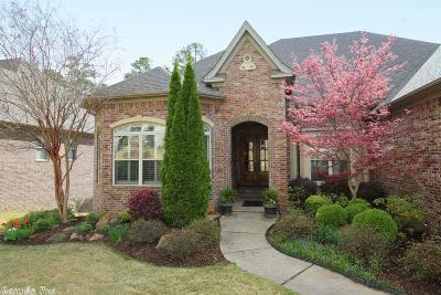 Little Rock Single Family Home Price Change: 19 Longwell Loop