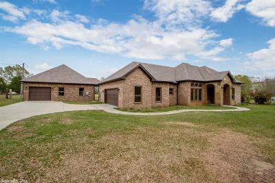Cabot Single Family Home Price Change: 9914 Tadpole Road