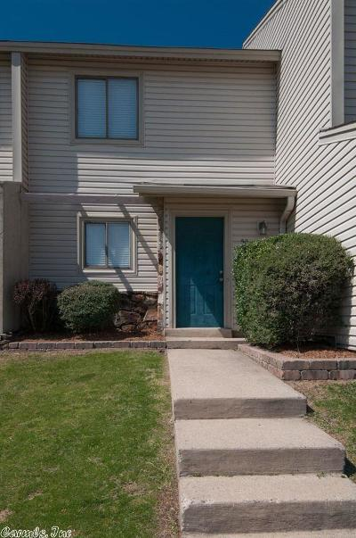 Maumelle Condo/Townhouse For Sale: 50 Edgehill Cove