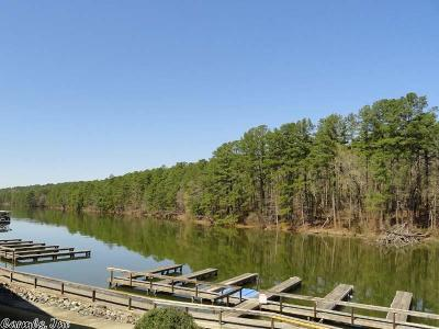 Garland County, Hot Spring County Condo/Townhouse For Sale: 640 Arkridge Road #H 1