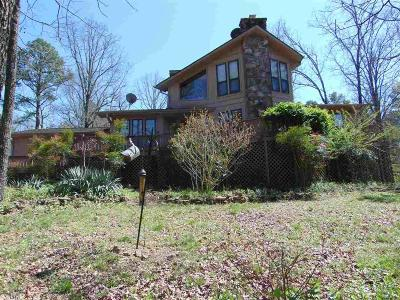 Single Family Home For Sale: 319 Lake Forest Estates Road