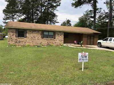 Sheridan AR Single Family Home For Sale: $135,000