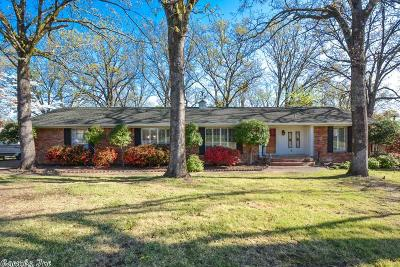 North Little Rock Single Family Home Back On Market: 16 Shore Point