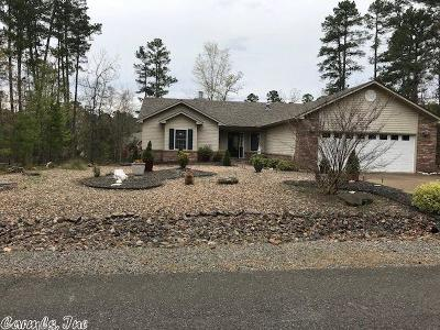 Hot Springs Village, Hot Springs Vill. Single Family Home For Sale: 63 Sergio Way