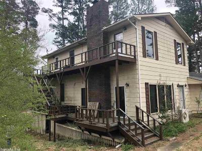 De Queen AR Single Family Home For Sale: $108,960
