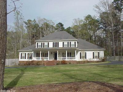 Bryant Single Family Home For Sale: 800 Mills Park Road