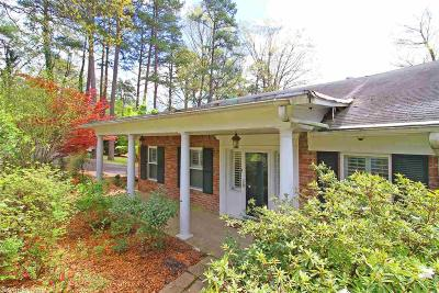 Little Rock Single Family Home For Sale: 3100 Reservoir Road