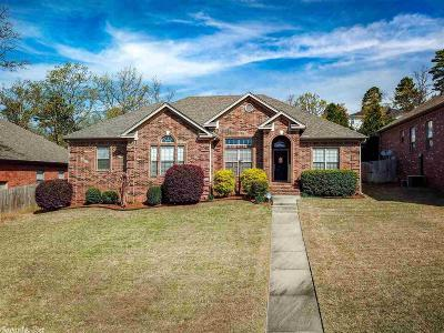 Maumelle Single Family Home For Sale: 217 Summit Valley Circle