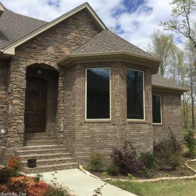 Little Rock Single Family Home For Sale: 1016 Boulder Drive