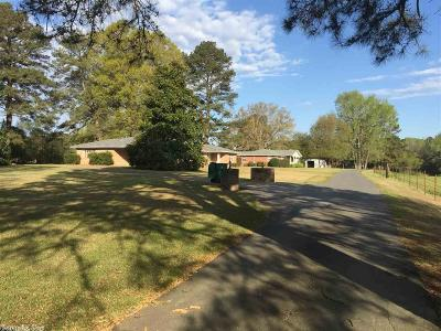 Pine Bluff Single Family Home For Sale: 4316 Glover Drive #4318 GLO