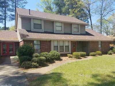Pine Bluff Single Family Home For Sale: 3 Par Lane