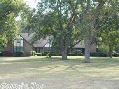 Pine Bluff Single Family Home For Sale: 407 Osborn Road