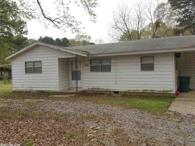 White Hall AR Single Family Home For Sale: $45,000
