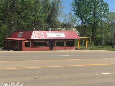 De Queen AR Commercial For Sale: $269,000