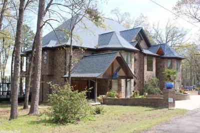 Heber Springs Single Family Home For Sale: 375 Dike View Drive