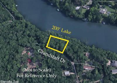 Garland County Residential Lots & Land For Sale: xxx Grandstaff Drive