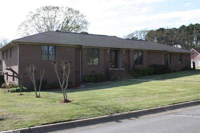 Hot Springs AR Single Family Home For Sale: $229,900