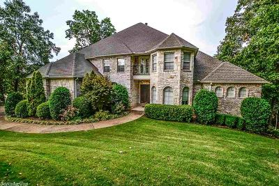 Garland County, Hot Spring County Single Family Home For Sale: 164 Blue Heron Drive