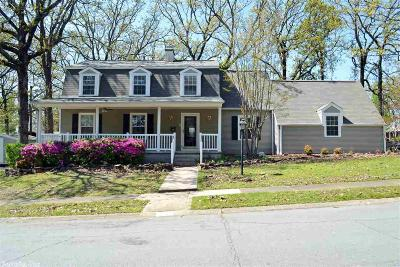North Little Rock Single Family Home For Sale: 3117 Cleburne Place