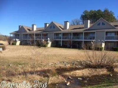 Garland County Condo/Townhouse Under Contract: 472 Catherine Park Rd.