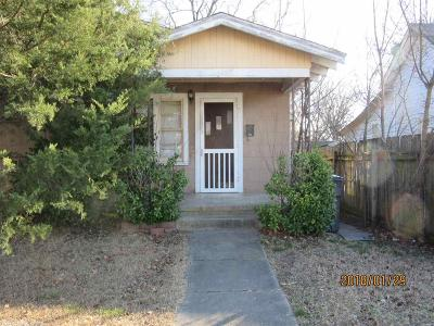 Garland County Multi Family Home Price Change: 401 & 401B Hobson #403 Hobs