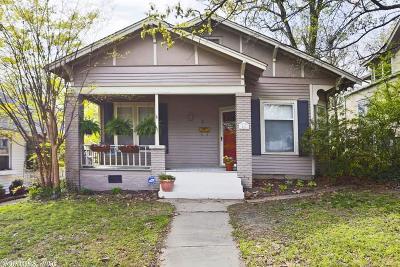 Single Family Home For Sale: 408 N Cedar