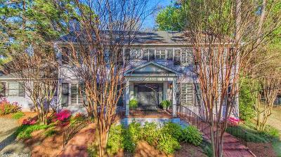 Little Rock Single Family Home For Sale: 43 Valley Club Circle