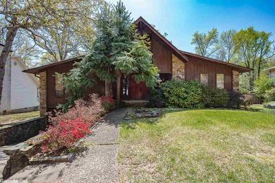 North Little Rock Single Family Home For Sale: 2025 Cedar Creek