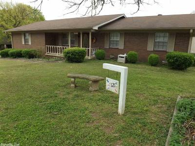 Saline County Single Family Home Back On Market: 121 Pine Forest Drive