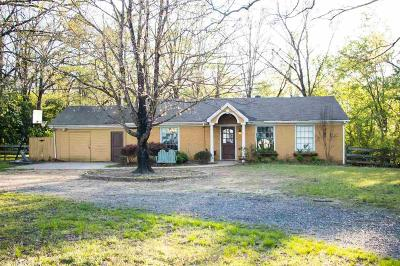Little Rock Single Family Home For Sale: 6 Norton Road