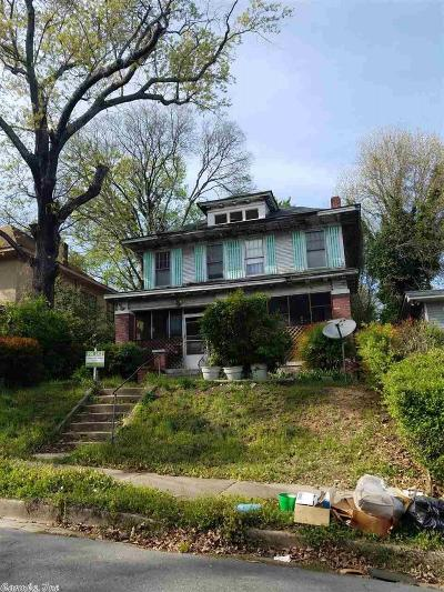 Single Family Home For Sale: 1520 W 19th Street
