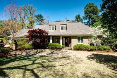 Little Rock Single Family Home For Sale: 10 Glenridge Road