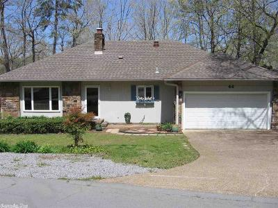 Garland County Single Family Home For Sale: 44 Sierra Drive