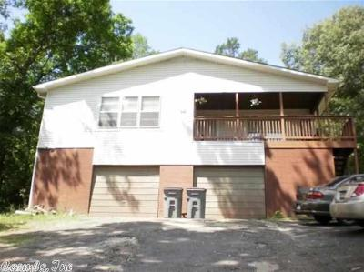 Garland County Condo/Townhouse Under Contract: 245 & 247 Glade Street