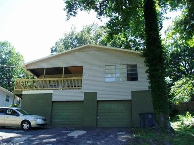 Garland County Multi Family Home Under Contract: 249 & 251 Glade Street