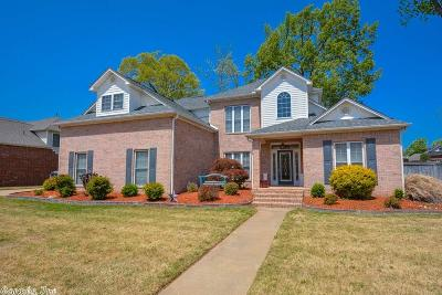 Benton Single Family Home For Sale: 2718 Crooked Stick Drive