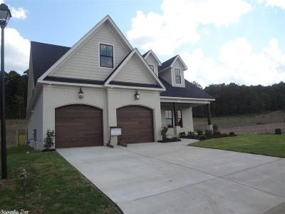 Little Rock Single Family Home For Sale: 15 Belles Fleurs