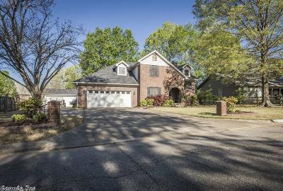Jacksonville Single Family Home For Sale: 1806 Steeple Chase Drive