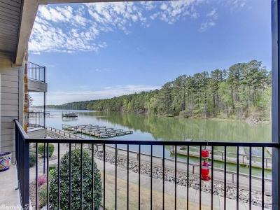 Garland County, Hot Spring County Condo/Townhouse For Sale: 640 Arkridge #J4