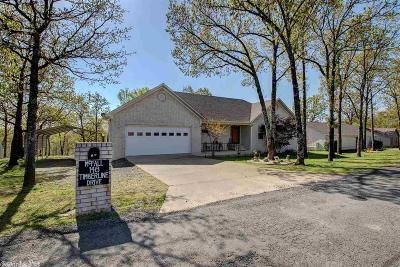 Beebe Single Family Home For Sale: 148 Timberline Road