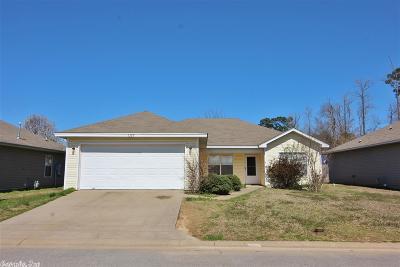 Benton Single Family Home Under Contract: 1307 Shirewood
