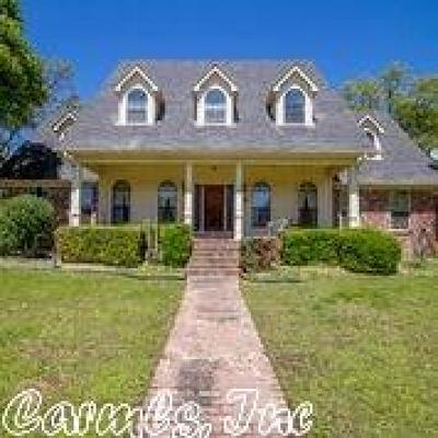 Sherwood Single Family Home New Listing: 101 Red River Drive