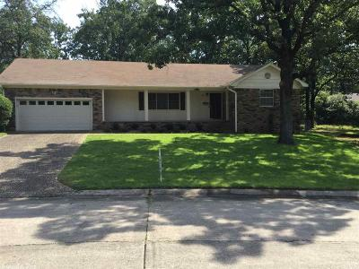 North Little Rock Single Family Home For Sale: 24 Laffite Circle