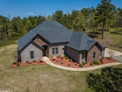 Benton Single Family Home New Listing: 534 Valley Hill Drive