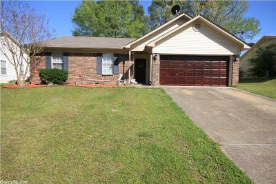 Benton Single Family Home New Listing: 2107 Cherry Crossing