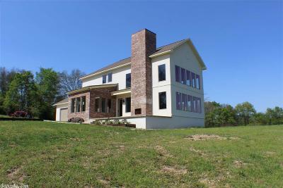 Garland County, Hot Spring County Single Family Home Price Change: 651 Redoak Cutoff