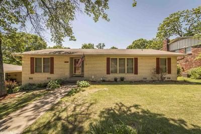 North Little Rock Single Family Home New Listing: 3505 McCord