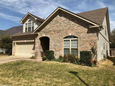 Little Rock Single Family Home New Listing: 40 Courtside Place