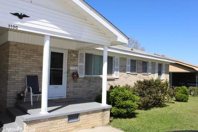 Jacksonville Single Family Home New Listing: 1100 Stone Street